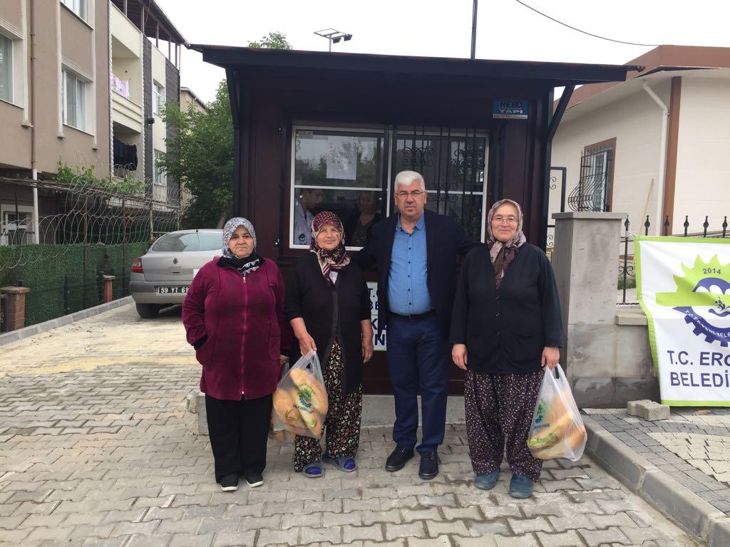 Sağlık Mahallesinde Zübeyde Hanım Parkında ve Yeşiltepe Mahallesinde Masal Parkında Şubelerimizi Açtık.